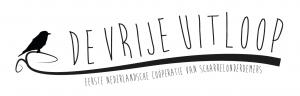 de vrije uitloop logo