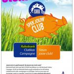 Tientjes Breda doet mee aan Rabo – Spek jouw club