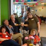 Het was FEEST want het was het 100e Repair Café in Breda!