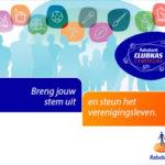 Rabobank Breda Clubkas Campagne: Stem jij op ons?