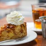 Elke donderdag: appeltaart met slagroom