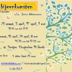 Vanaf 6 maart: Meditatiebijeenkomsten o.l.v. Janine Adriaenssens