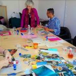 Woensdag 28 maart: Workshop SoulCollages® – Angele Evers