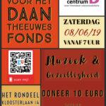 Muziekavond voor Daan Theeuwes Fonds